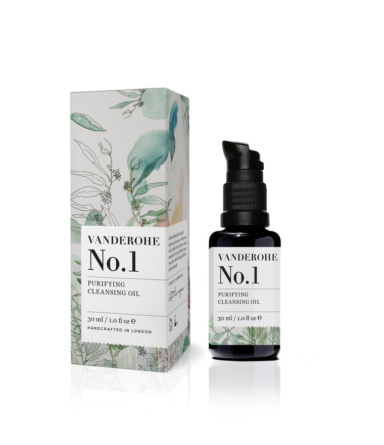 VANDEROHE N0 1. Cleansing Oil - Travel size