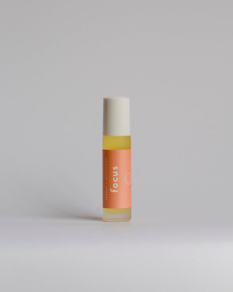 Focus - essential oil roller