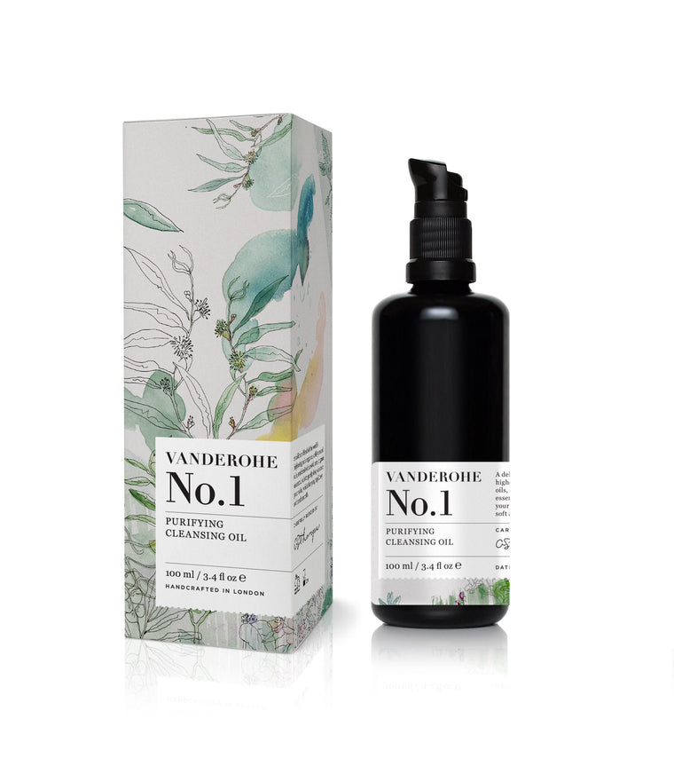 VANDEROHE N0 1. Cleansing Oil