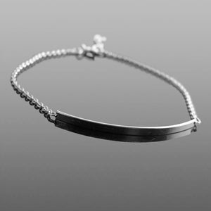 Delicate simple bar bracelet ***FREE DELIVERY***
