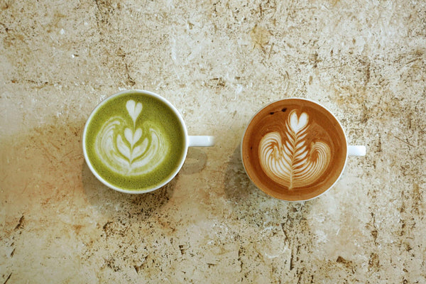 The Benefits of Matcha vs. Coffee - aila