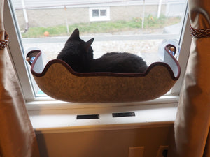 Window Mounted Cat Hammock