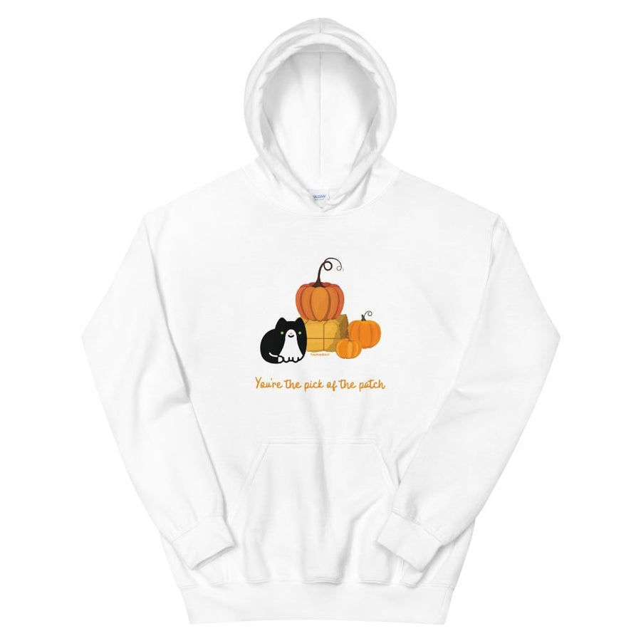 Pick of the Patch Unisex Hoodie