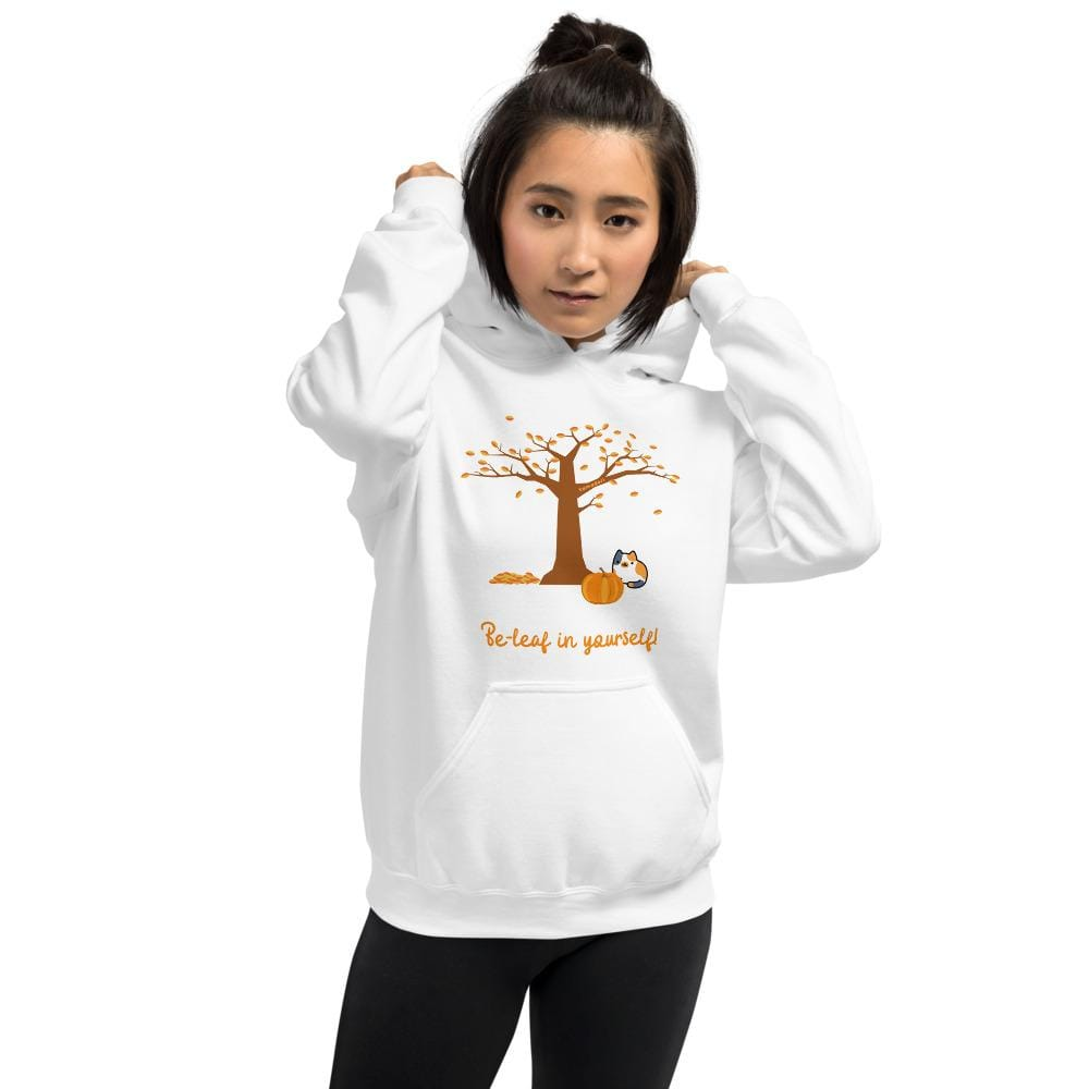 Be-Leaf in Yourself Hoodie