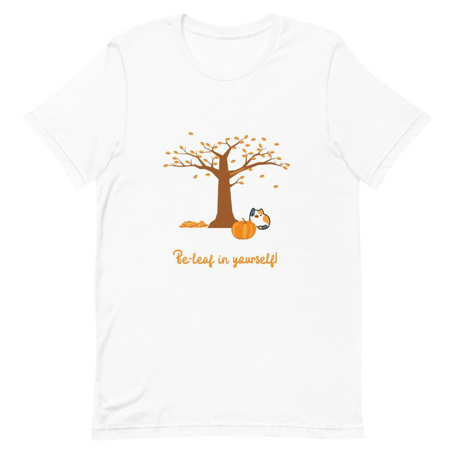 Be-Leaf in Yourself Unisex Tee