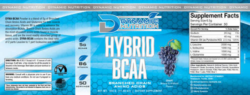 HYBRID BCAA Grape
