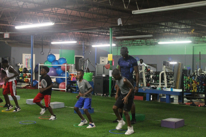Dynamic Kids Training