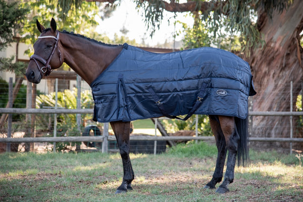 ST-SR/001 Navy Blue Stable Rug