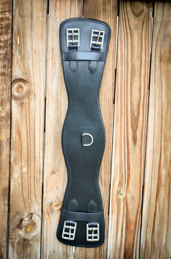 Leather Dressage Girth
