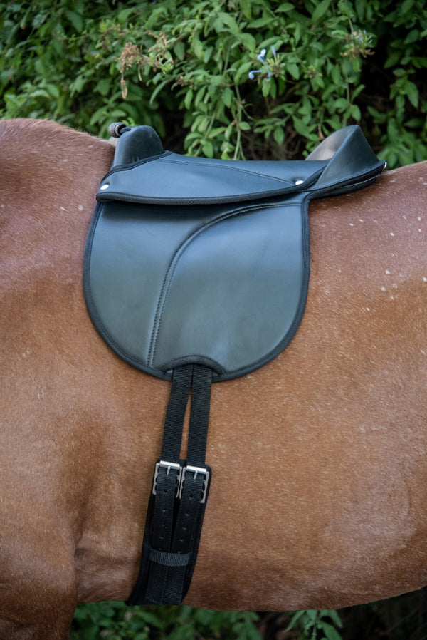 Pony Treeless Saddle