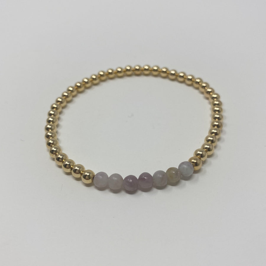 light purple | single bracelet | one | LIMITED RELEASE