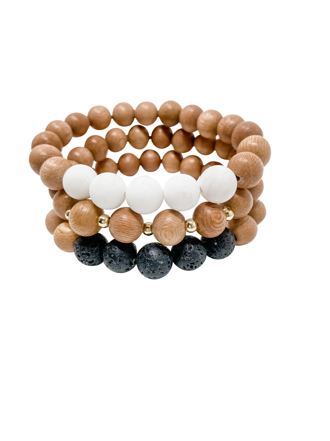 the stella | rosewood stack
