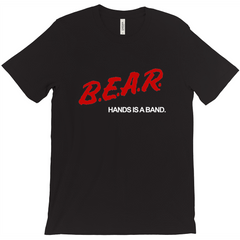 B.E.A.R Black T-shirt + Fake Tunes Download