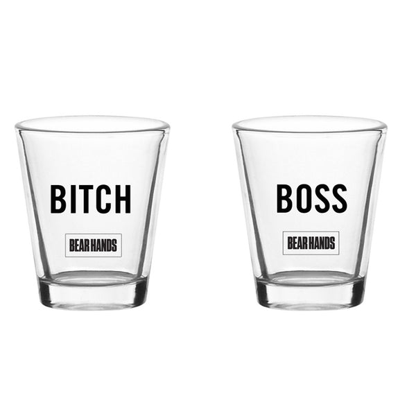 Boss Shot Glasses Set