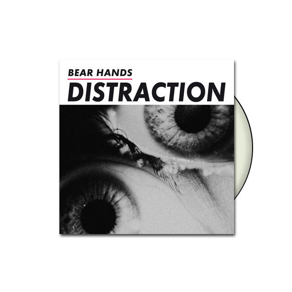 Distraction Album on CD