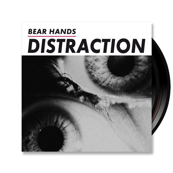 Distraction Album on Vinyl
