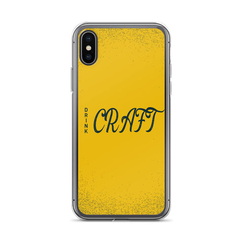 """Drink Craft"" iPhone Case"