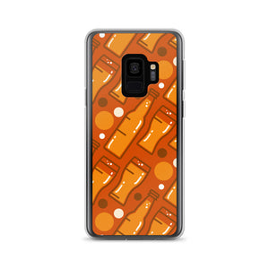 """Beer on Beer"" Galaxy Case"
