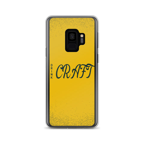 """Drink Craft"" Galaxy Case"