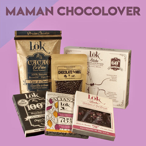 MAMAN CHOCOLOVER
