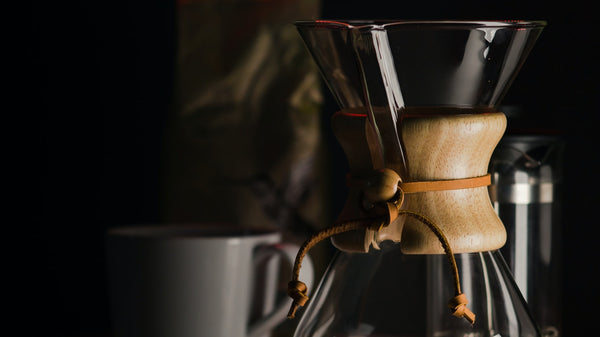 Chemex with invito coffee brewed for coffee lovers canada zerowaste