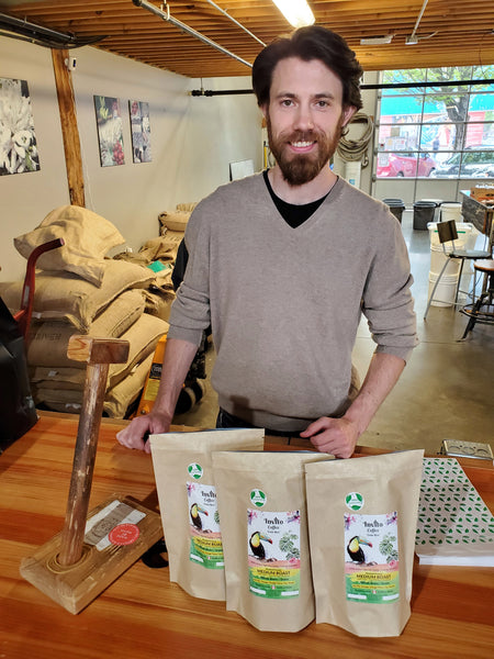 Yaro Yasel - INVITO Coffee Roasters provides ecofriendly fair trade coffee direct from our family farm in Costa Rica