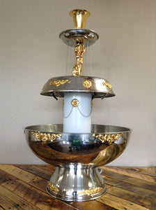 CHAMPAGNE/PUNCH FOUNTAIN