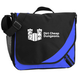 dirt cheap dungeons messenger bag