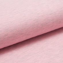 LIGHT PINK HEATHER  cotton / poly / spandex  Jersey