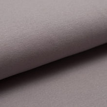 TAUPE GRAY  cotton / spandex  Ribbing