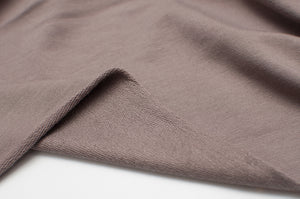 MOLE bamboo / cotton / spandex french terry