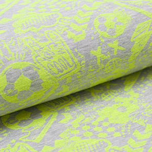 SOCCER FLUO  cotton / spandex  Jersey