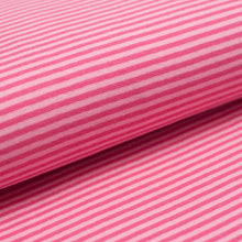 PINK AND PALE PINK 3MM  cotton / spandex  Ribbing