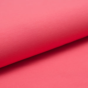 PINK CORAL  cotton / spandex  Jersey