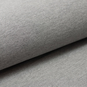 HEATHER GRAY bamboo / spandex Jersey