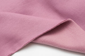 PINK cotton / poly hoodie