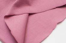 PINK  cotton / spandex  Ribbing