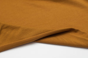 GOLD bamboo / spandex Jersey