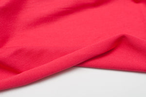 CORAL bamboo / spandex Jersey