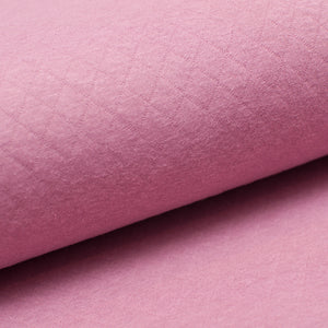 PINK  100% cotton  quilted