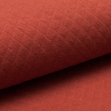 RUST  100% cotton  quilted
