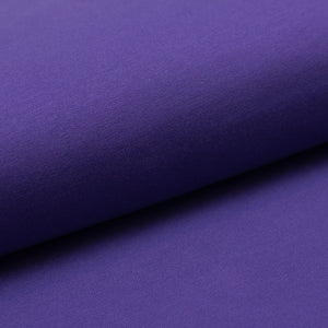 GRAPE cotton / spandex french terry