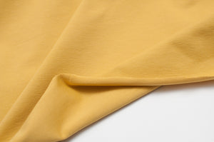 CURRY<br>coton/spandex<br>jersey