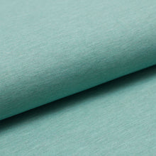 HEATHER MINT  cotton / poly / spandex  Jersey