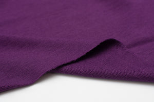 PLUM bamboo / cotton / spandex french terry