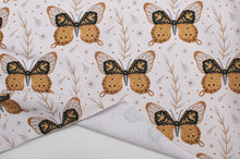 BUTTERFLY cotton / spandex Jersey