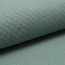 MINT  100% cotton  quilted