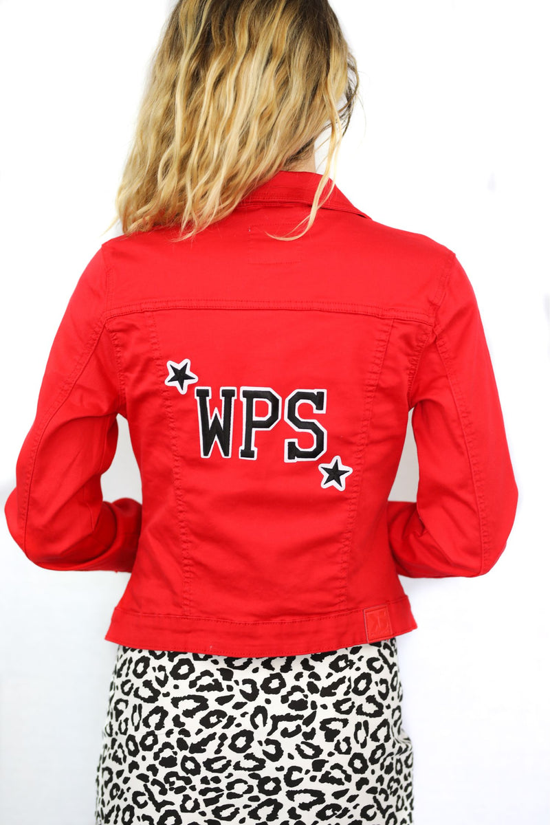 WPS Denim Jean Jacket