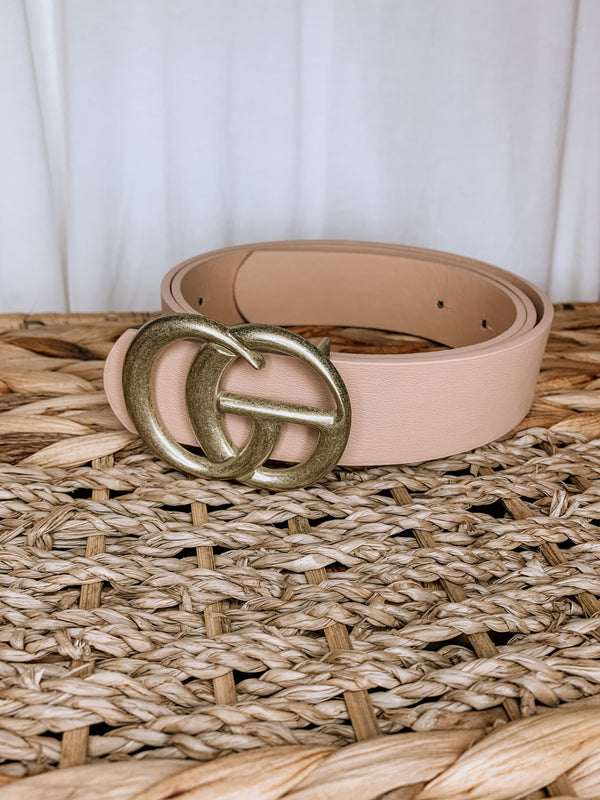 In My Dreams Belt (5 COLORS)
