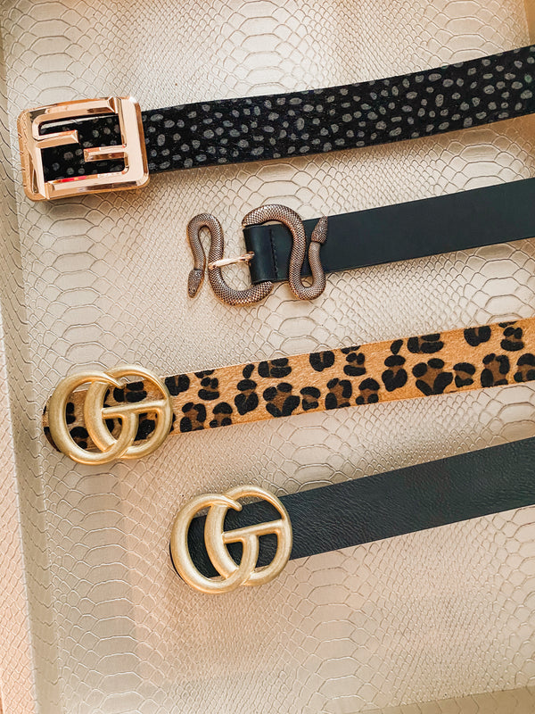 Rich Girl Belt
